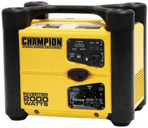 Champion Power Equipment 7356i Gas Powered Portable Inverter Generator