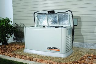 Natural Gas Powered Generators for the Home 2013-14