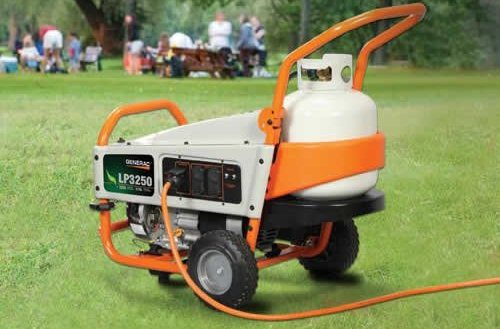 Portable Propane Generators for Home use 2013-14