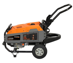 best small propane generators