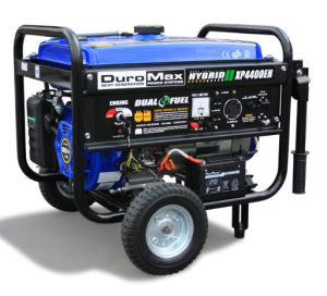 best duel fuel generators on the market